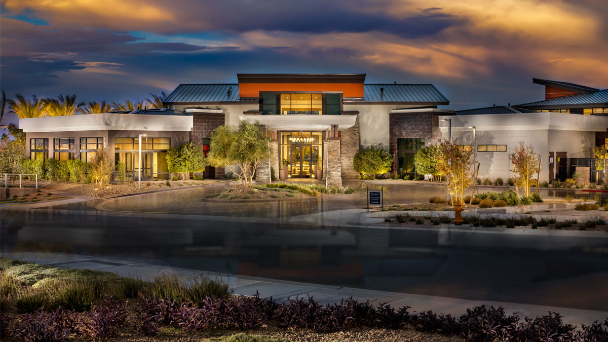 Regency at Summerlin Clubhouse