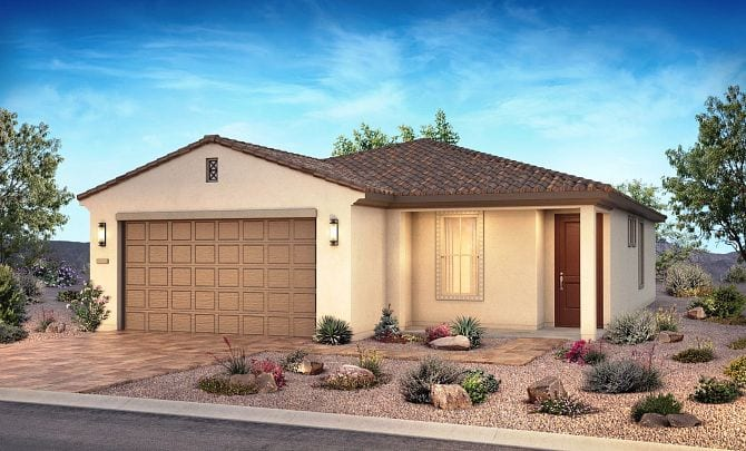 Trilogy® Sunstone by Shea Homes - Thrive Model Freedom 35 Collection (Photo Credit: Shea Homes)