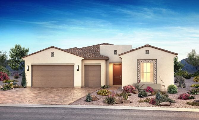 Trilogy® Sunstone by Shea Homes - Liberty Model Freedom 50 Collection (Photo Credit: Shea Homes)