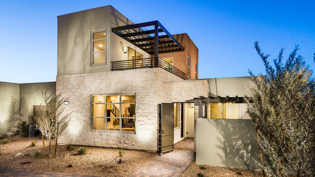 Trilogy at Summerlin NV - Luxe Collection Splendor Exterior