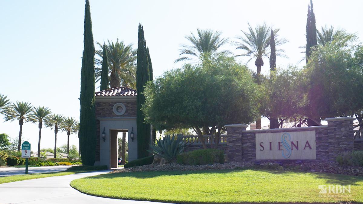 Retirement Communities in Las Vegas - Siena at Summerlin