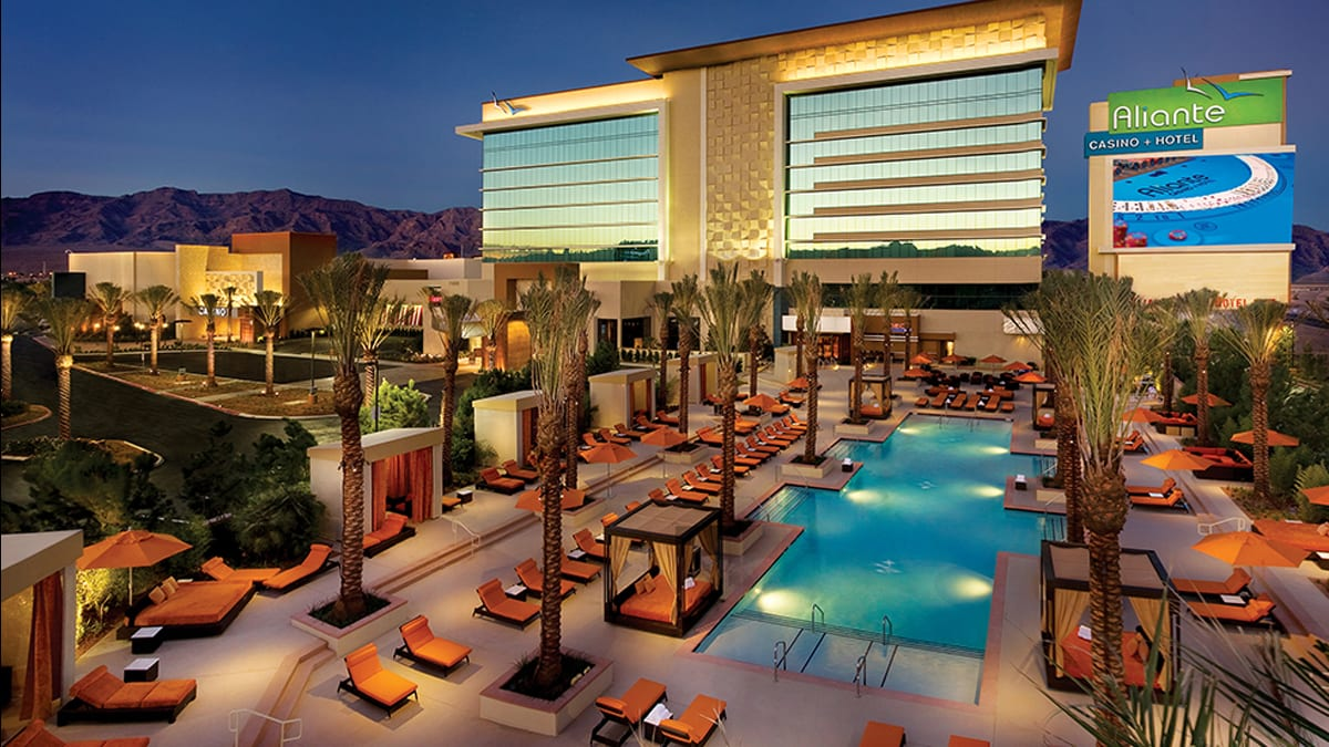 Aliante Resort and Casino Exterior - Credit: Aliante Resort & Casino