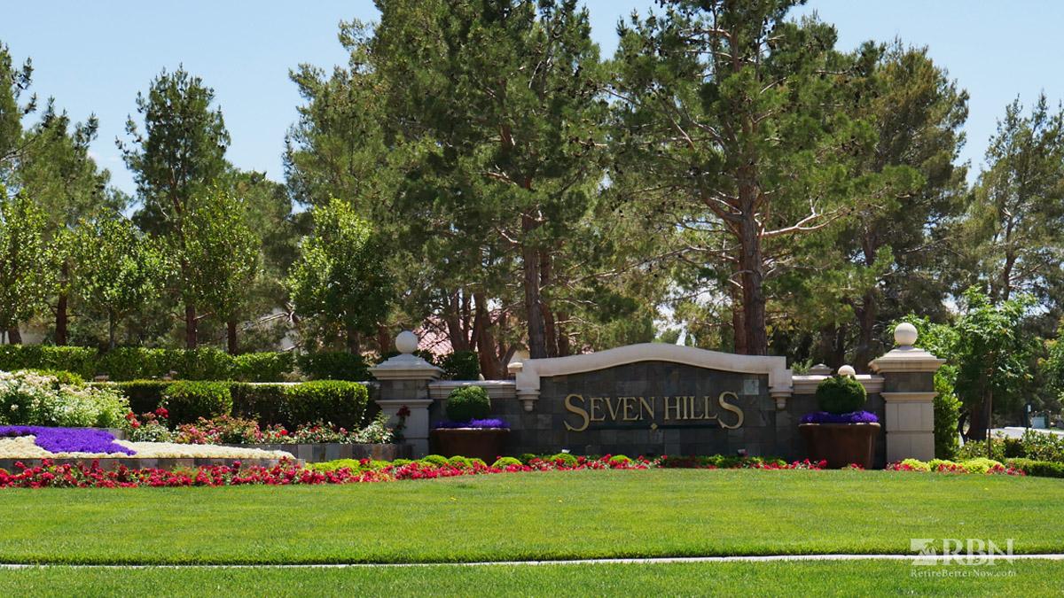Seven Hills in Henderson, NV Real Estate & Homes For Sale