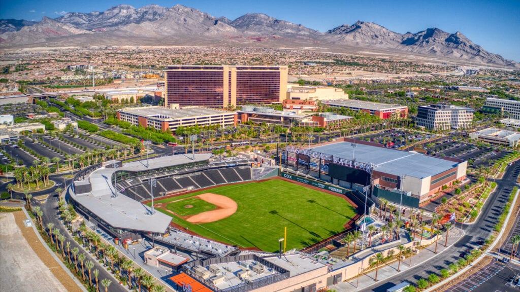 Living in Summerlin,  NV - Las Vegas Ballpark