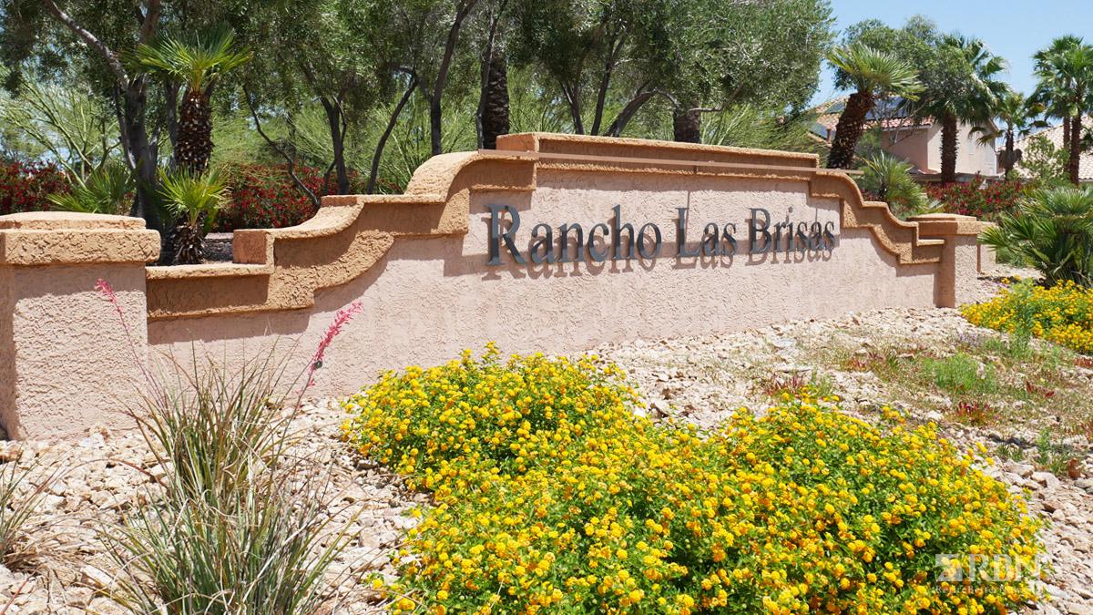 Rancho Las Brisas in Las Vegas Real Estate