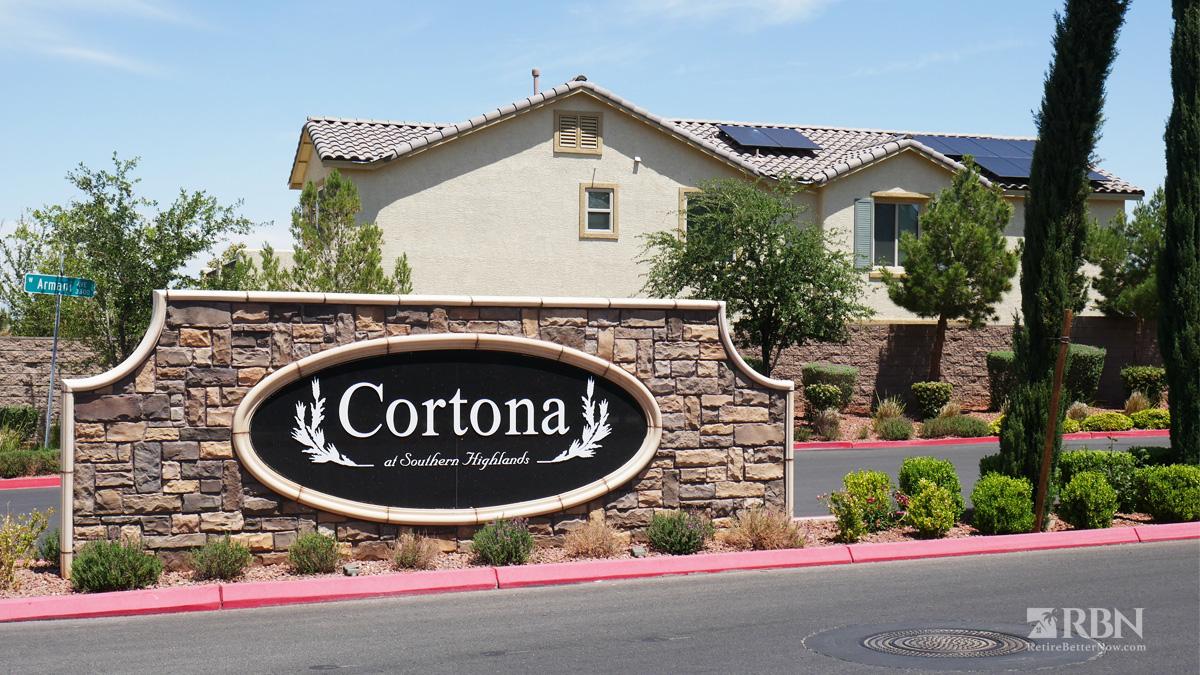 Cortona Hills at Southern Highlands Real Estate
