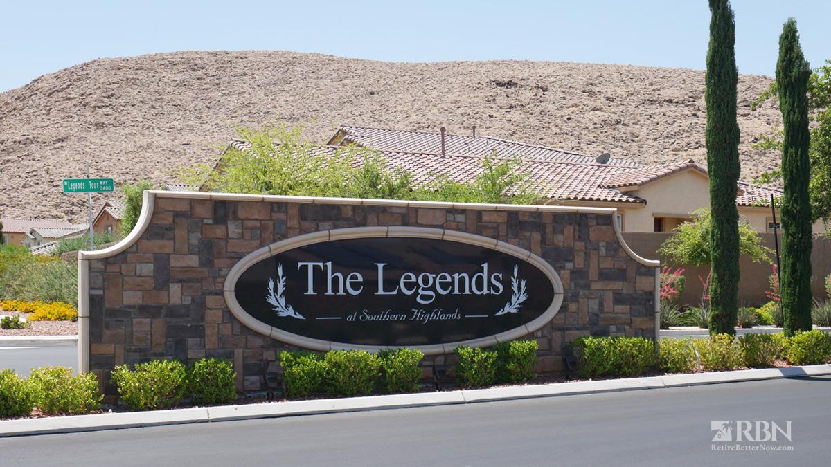 Legends at Southern Highlands Real Estate & Homes For Sale