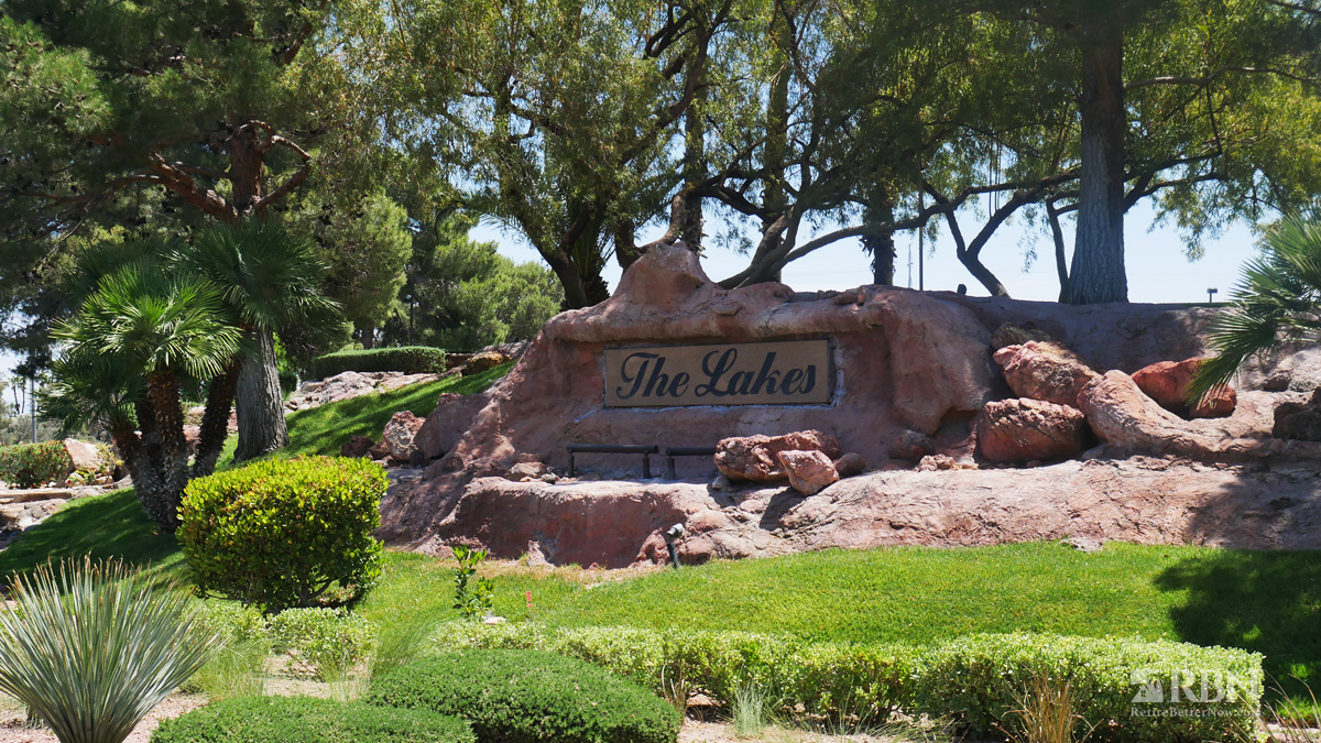 The Lakes Real Estate & Homes For Sale in Las Vegas, NV