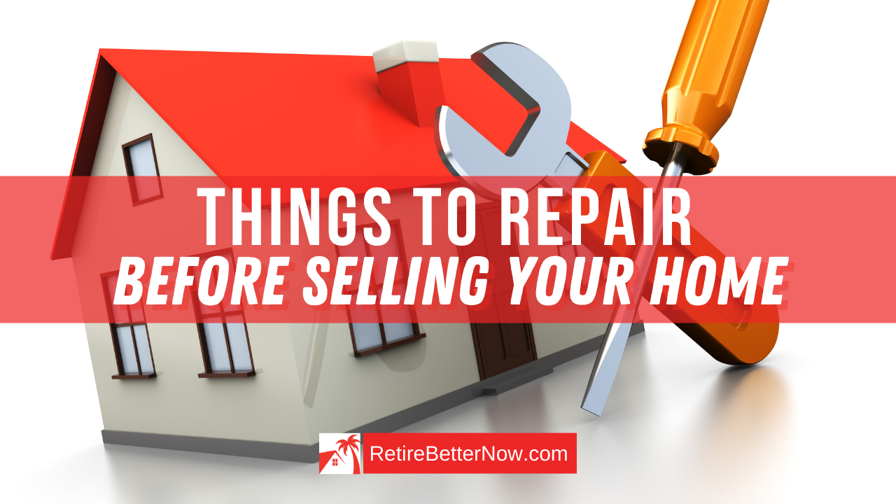 Things to Repair Before Selling Your Home