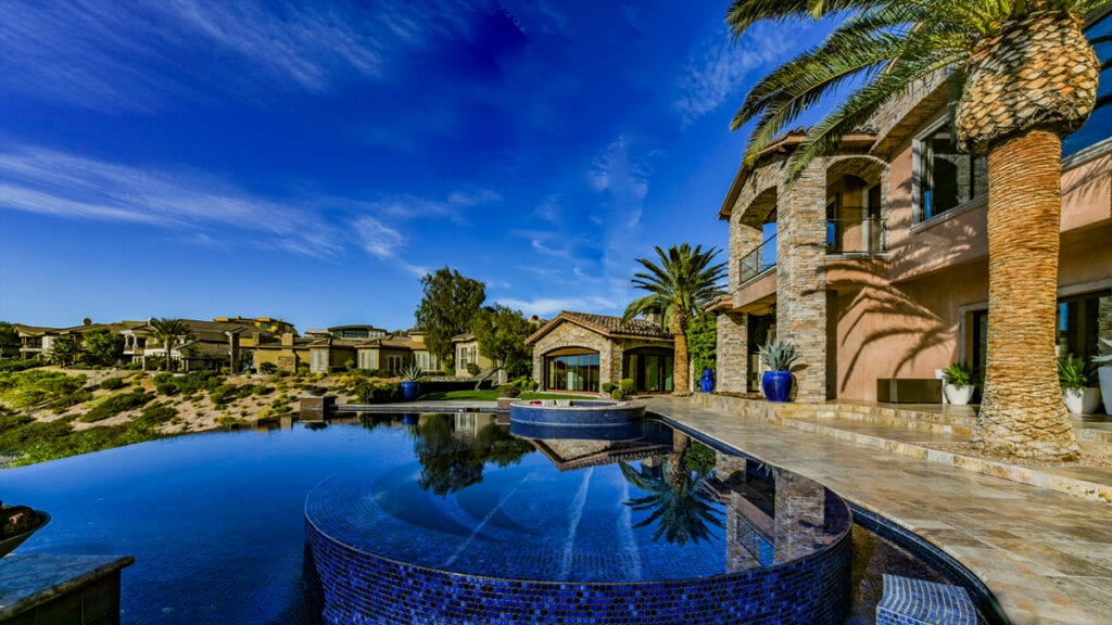 Las Vegas Guard Gated Communities - Red Rock Country Club