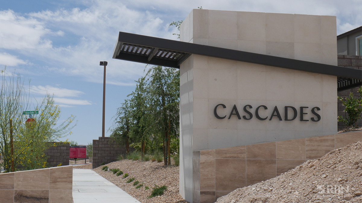 Cascades at Redpoint Square in Summerlin, Las Vegas, NV