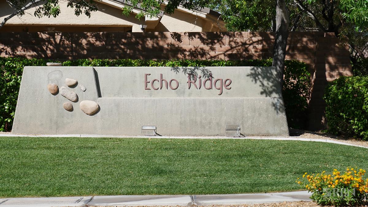 Echo Ridge in Ridgebrook at Summerlin