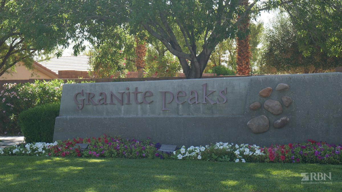 Granite Peaks in Ridgebrook at Summerlin, Las Vegas, NV