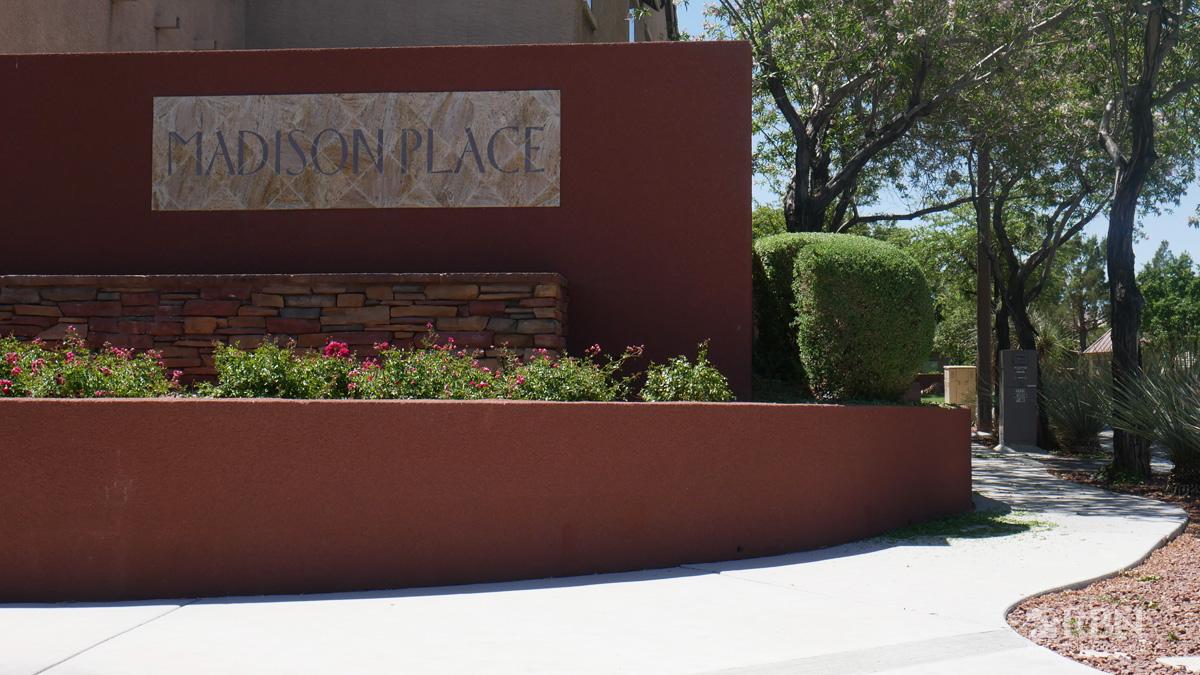 Madison Place in Summerlin, Las Vegas, NV