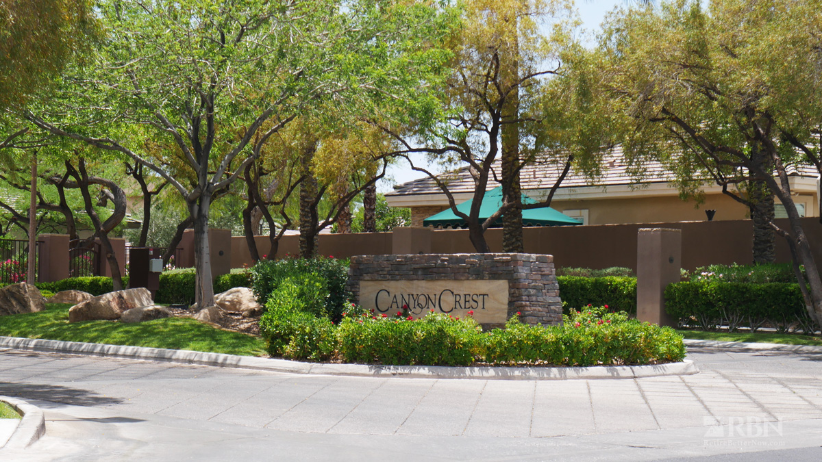 Canyon Crest in The Arbors in Summerlin, NV