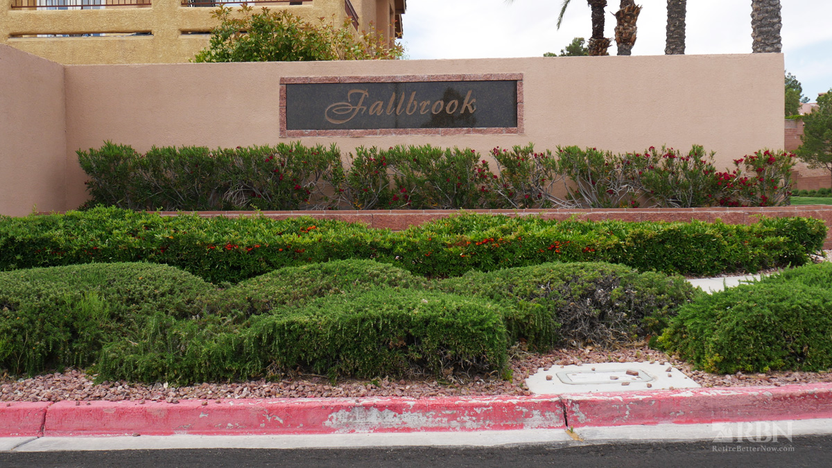 Fallbrook in The Arbors in Summerlin, NV