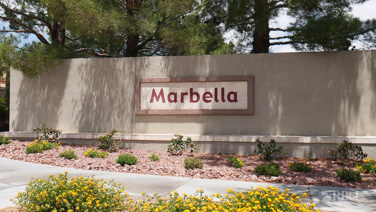 Marbella in The Arbors in Summerlin, NV