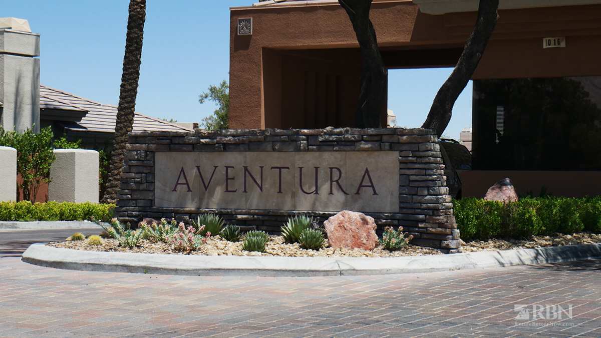 Aventura in The Canyons at Summerlin, Las Vegas, NV