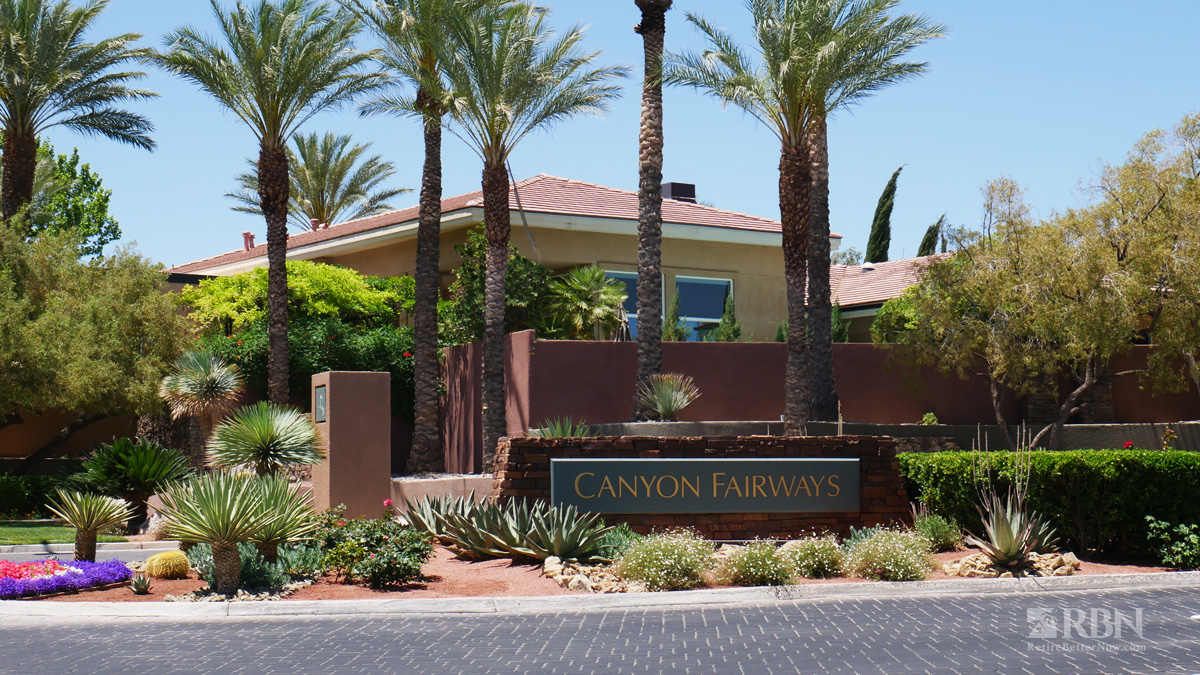 Canyon Fairways in Summerlin, NV Real Estate & Homes For Sale