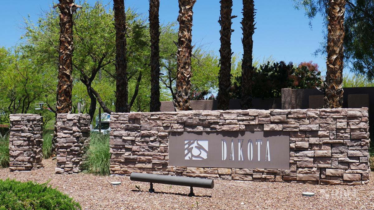 Dakota Condos in The Canyons at Summerlin, Las Vegas, NV