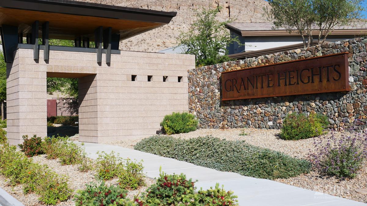 Granite Heights in The Cliffs at Summerlin, Las Vegas, NV