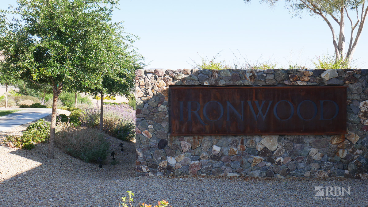 Ironwood in The Cliffs at Summerlin, Las Vegas, NV