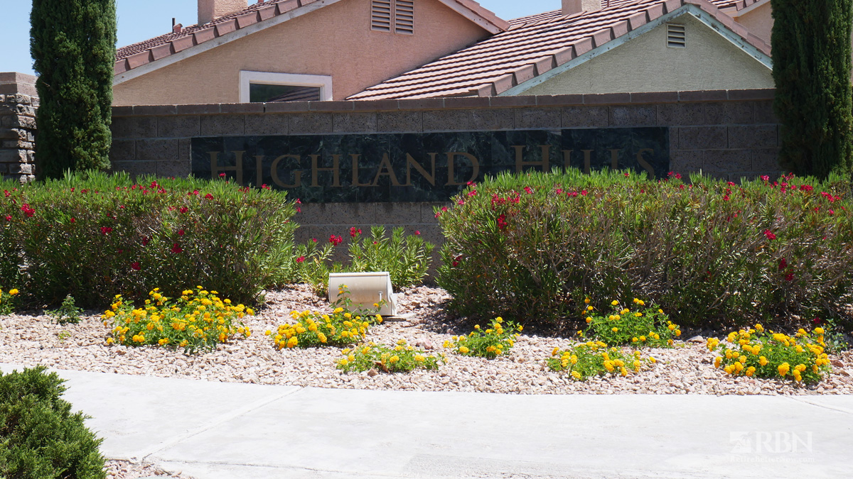 Highland Hills in The Crossing in Summerlin, NV