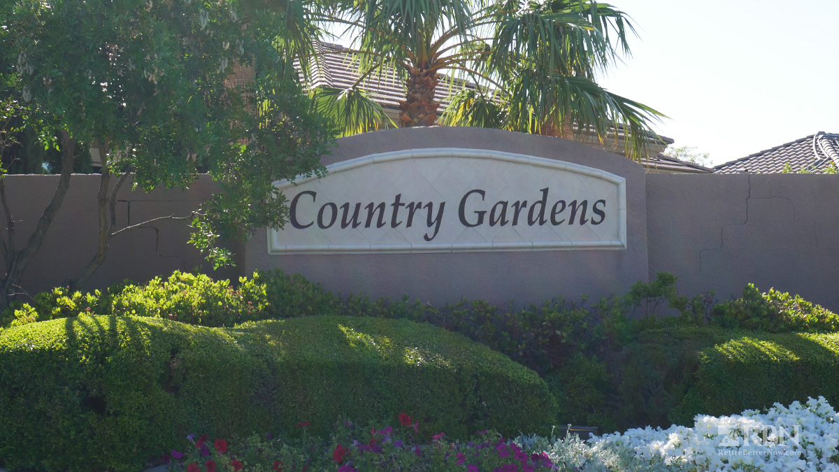 Country Gardens in The Gardens at Summerlin, NV