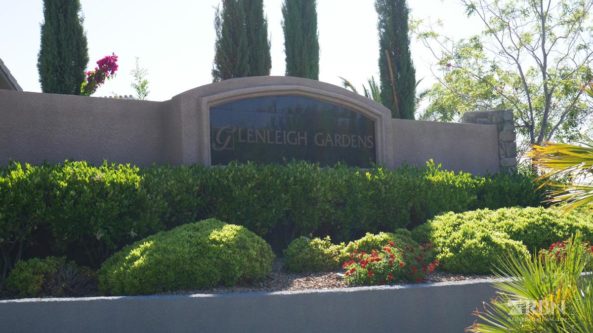 Glenleigh Gardens in The Gardens at Summerlin, NV