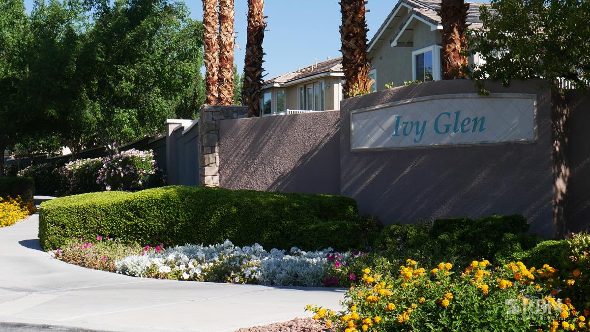 Ivy Glen in The Gardens at Summerlin, Las Vegas, NV
