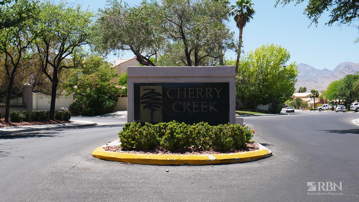 Cherry Creek in The Hills at Summerlin, Las Vegas, NV
