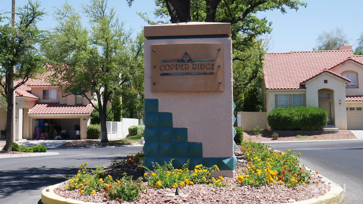 Copper Ridge in The Hills at Summerlin, Las Vegas, NV