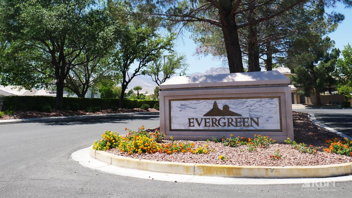 Evergreen in The Hills at Summerlin, Las Vegas, NV