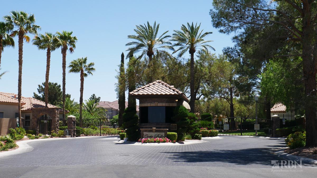 Corta Bella in The Hills South Summerlin, Las Vegas, NV
