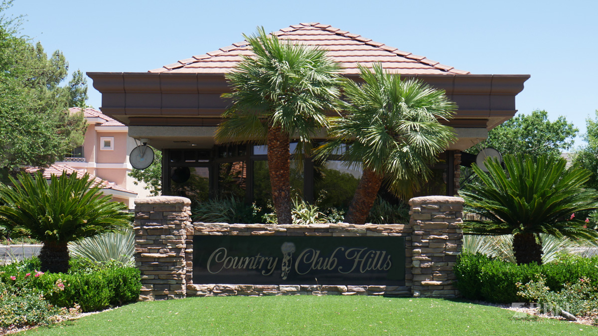 Country Club Hills in The Hills South Summerlin, Las Vegas, NV