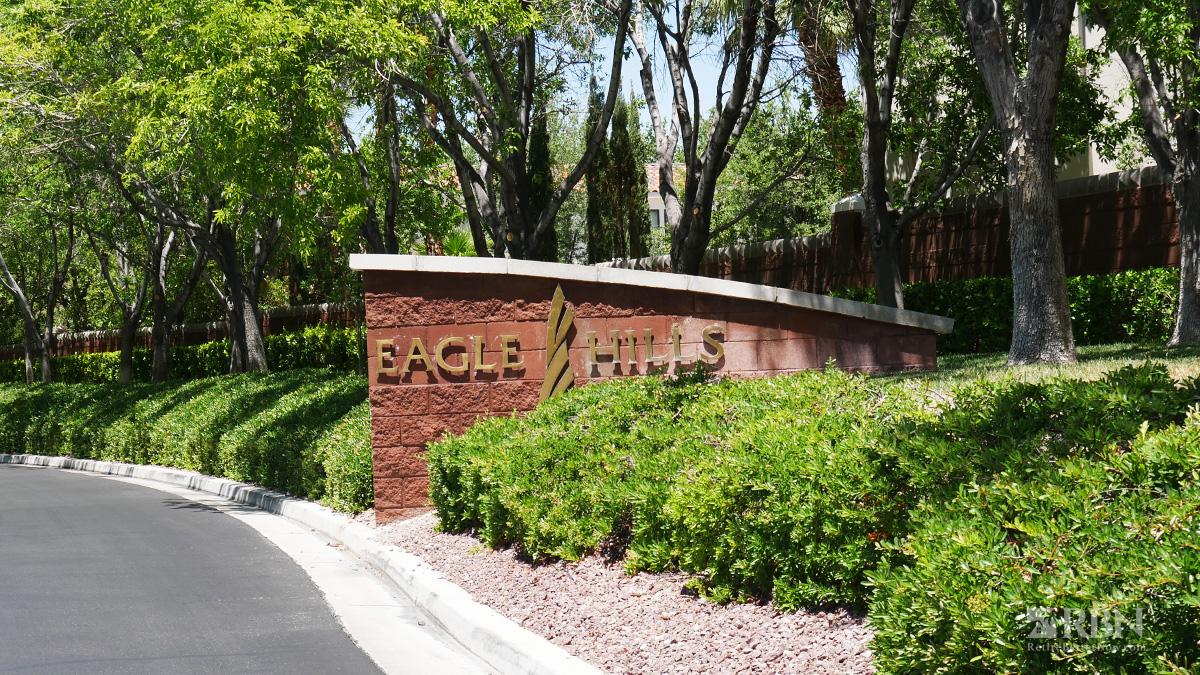 Eagle Hills in The Hills South Summerlin, Las Vegas, NV