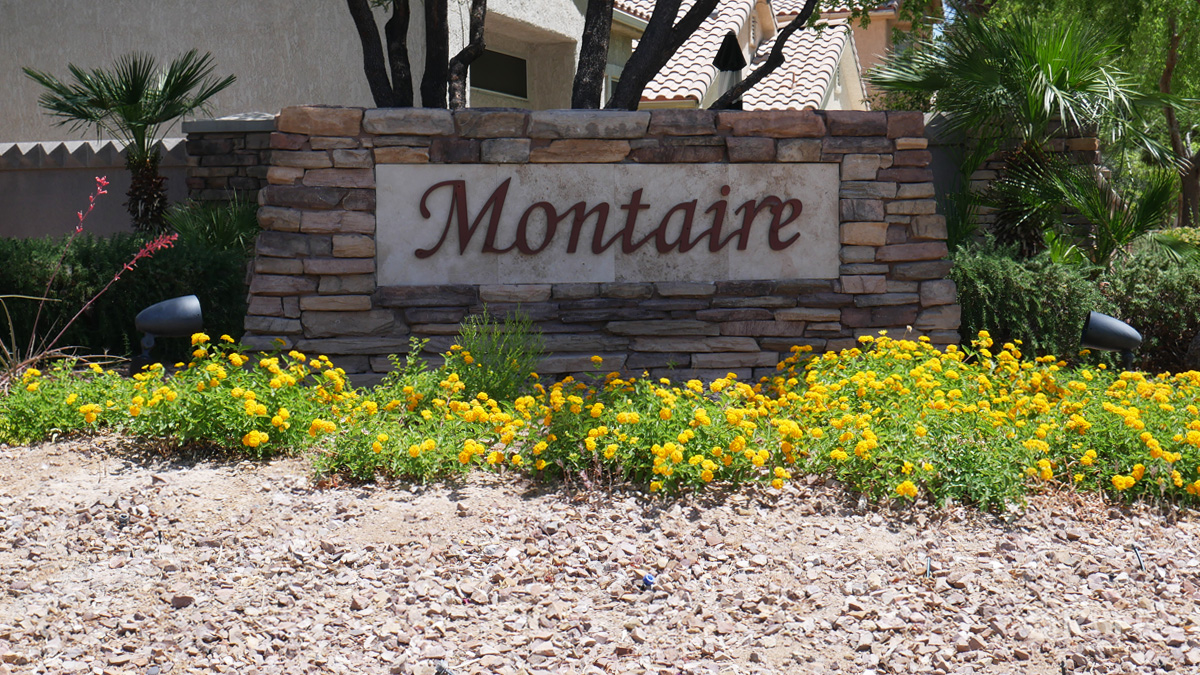 Montaire in The Hills South Summerlin, Las Vegas, NV