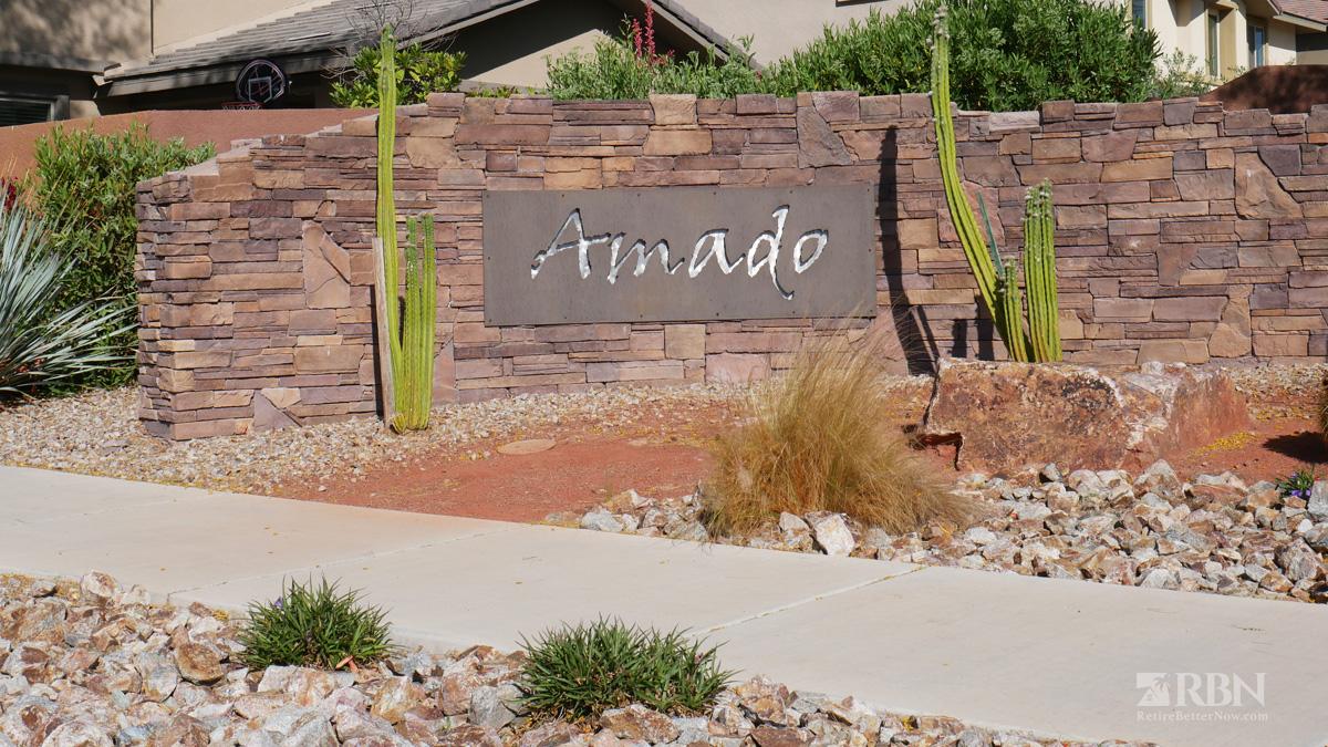 Amado in The Mesa at Summerlin, Las Vegas, NV