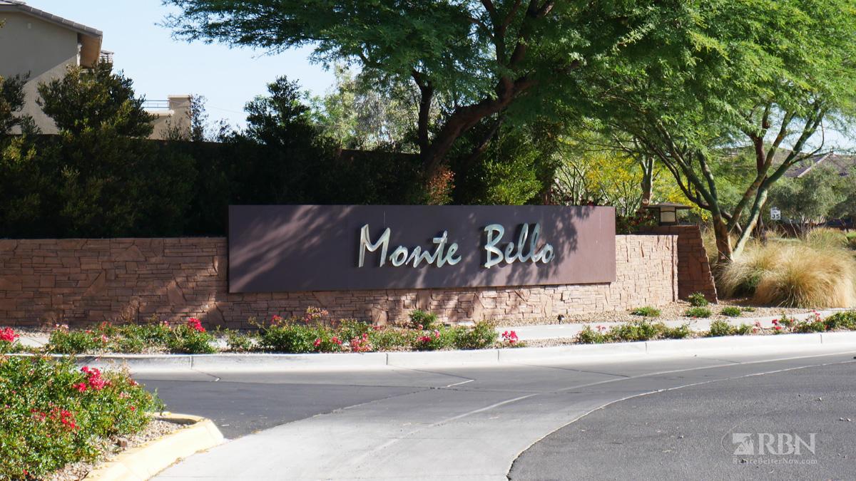 Monte Bello in The Mesa at Summerlin, Las Vegas, NV