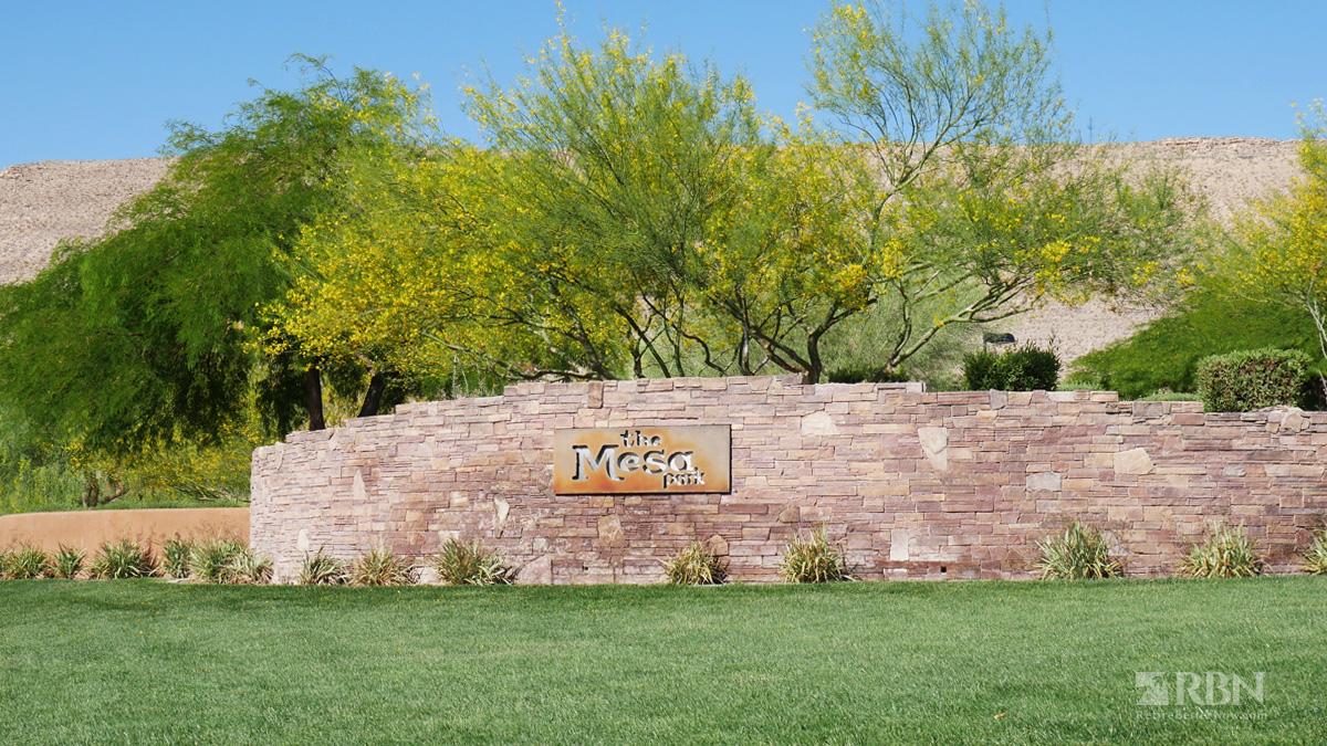 The Mesa Village in Summerlin, Las Vegas, NV