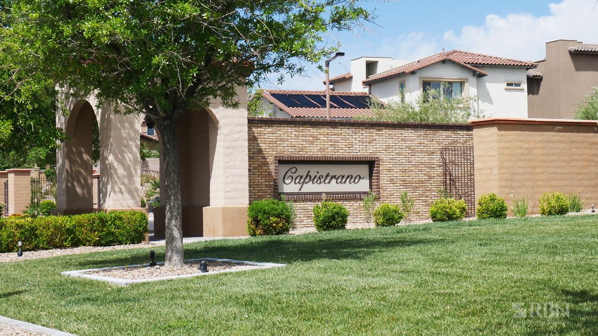 Capistrano at The Paseos in Summerlin, NV