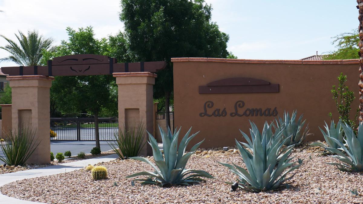 Las Lomas at The Paseos in Summerlin, NV