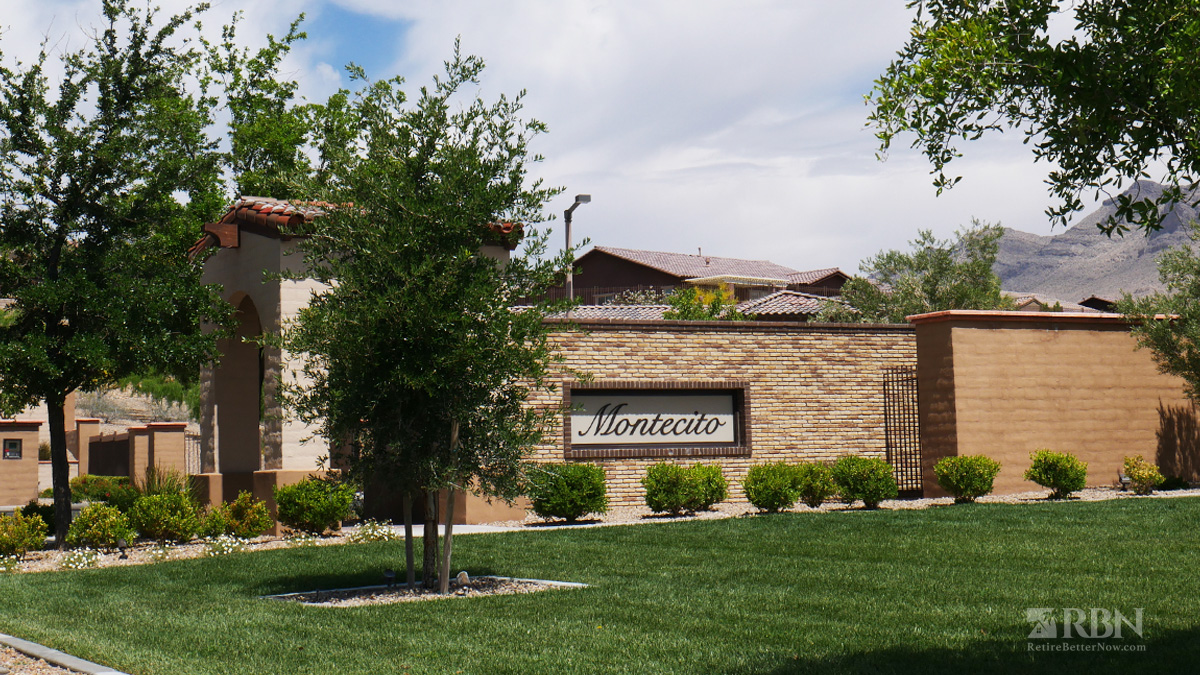 Montecito at The Paseos in Summerlin, NV