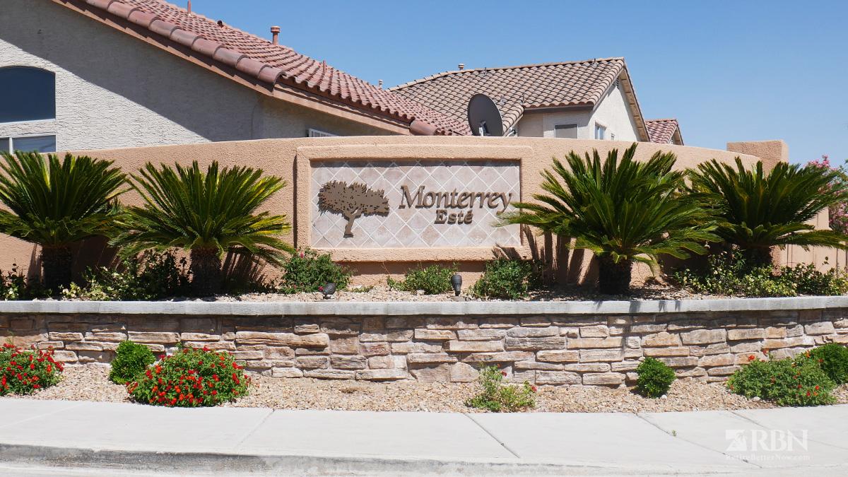 Monterrey Este in The Pueblo at Summerlin, Las Vegas, NV