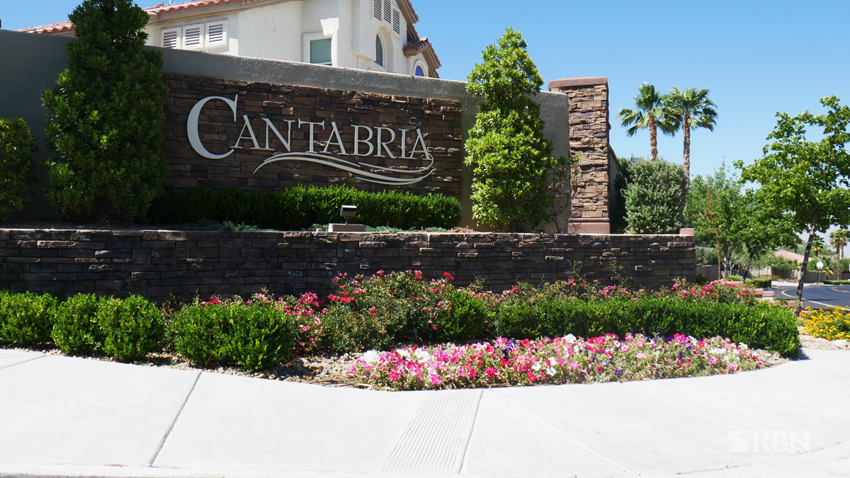 Cantabria in The Trails at Summerlin, Las Vegas, NV