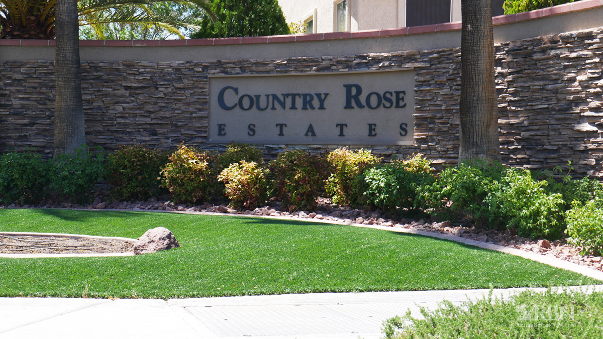 Country Rose Estates in The Trails at Summerlin, Las Vegas, NV