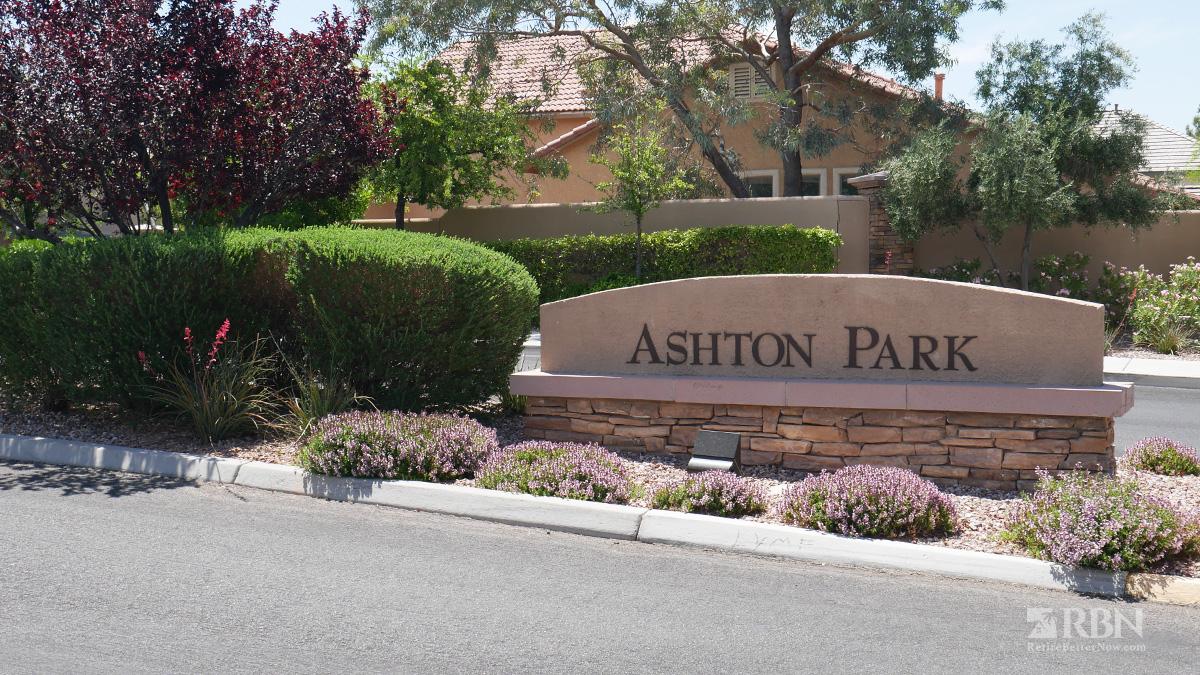 Ashton Park in The Vistas in Summerlin, NV