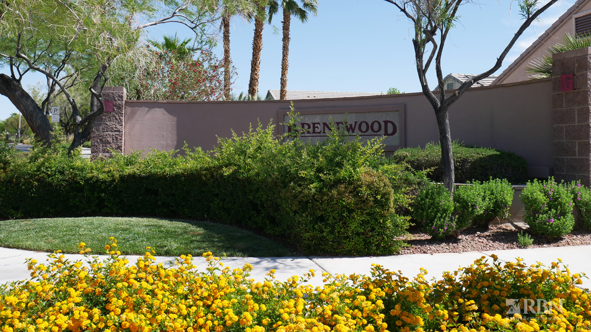 Brentwood in The Willows at Summerlin, Las Vegas, NV