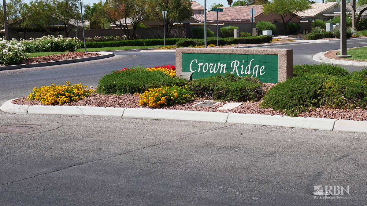 Crown Ridge in The Willows at Summerlin, Las Vegas, NV