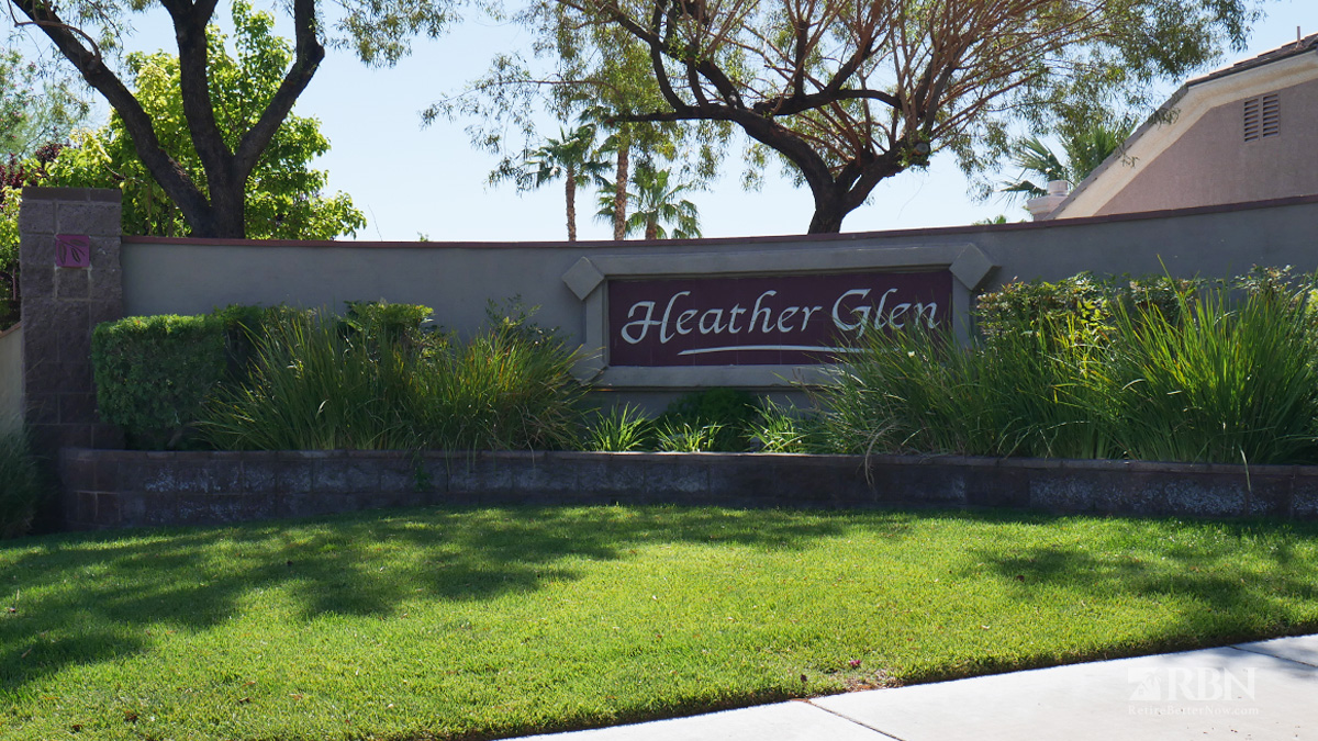 Heather Glen in The Willows at Summerlin, Las Vegas, NV